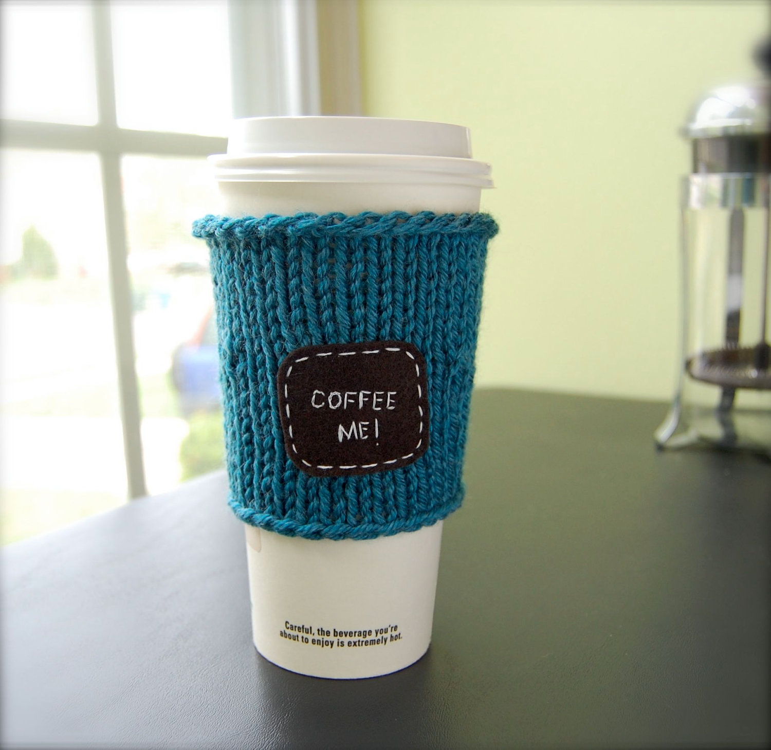 Image result for coffee cozie
